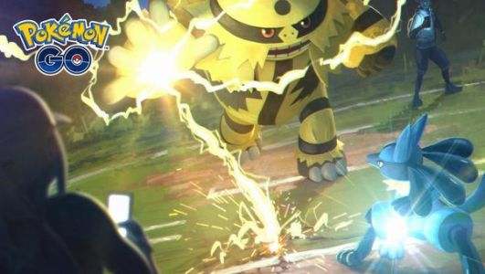 Pokemon GO Trainer Battles now live, must be at least a Level 10 to participate