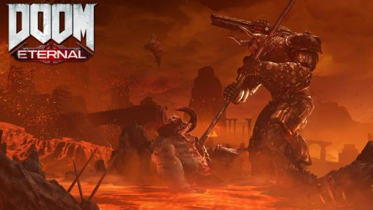 "DOOM Eternal Devs Says Porting the Game to PS5 and Xbox Series X Would Be ""Logical"""