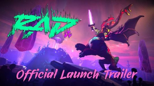 Rad Launch Trailer Released