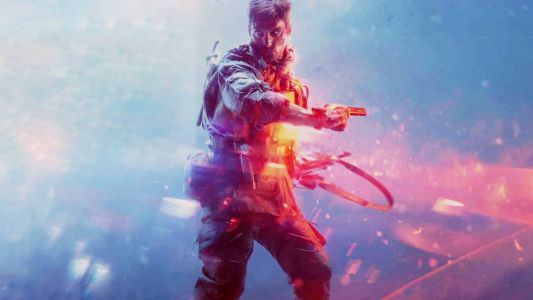 Battlefield 5 main art is another confirmation of WW2 setting
