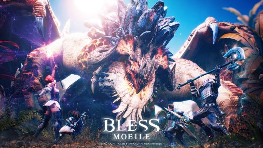JoyCity Opens Pre-Registration for its MMORPG, 'Bless Mobile'