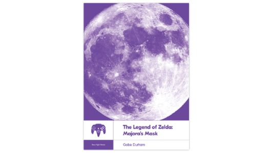Boss Fight Books Has Published Its Latest Work-The Legend of Zelda: Majora's Mask