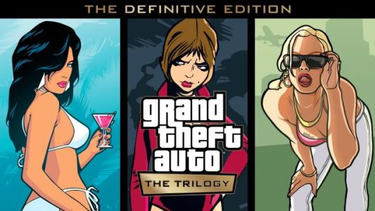 Grand Theft Auto: The Trilogy - The Definitive Edition Finally Officially Announced