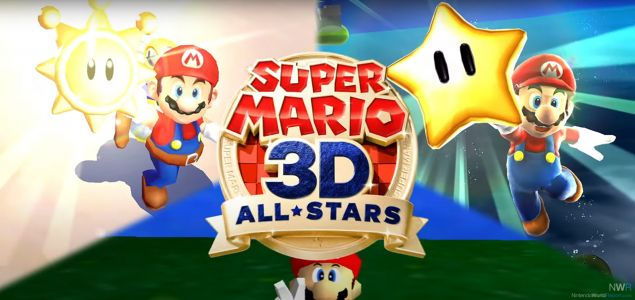 Super Mario 3D All Stars Brings Platforming Goodness to Switch