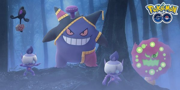 Pokémon Go Event Guide: Halloween 2020
