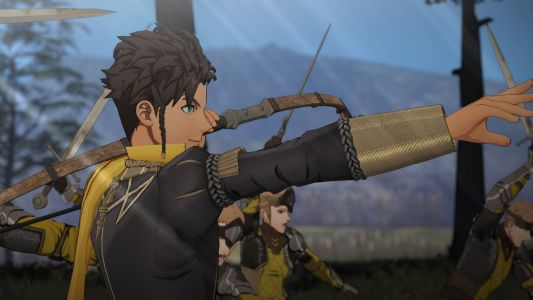 Fire Emblem Three Houses Introduces Raphael Of House Of The Golden Deer