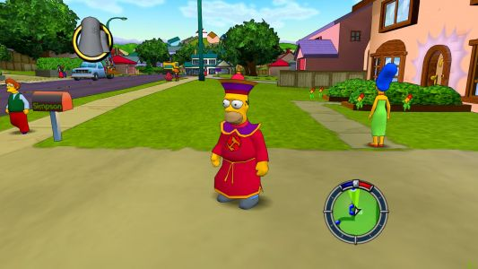 Simpsons: Hit & Run producer says he's game for a remake