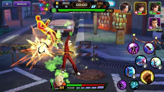 15 best fighting games for Android