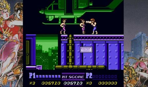 Double Dragon Trilogy Announced for Kunio-kun: The World Classics Collection