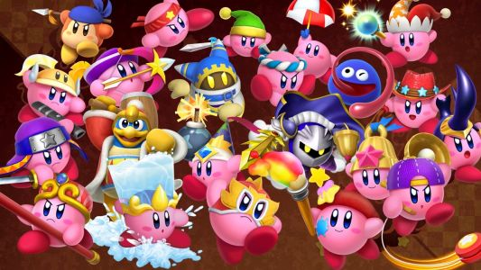 Kirby Fighters 2 Surprise Released for Nintendo Switch