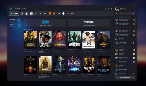 Battle.net gets total makeover in new update