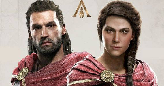 Assassin's Creed Odyssey director 'surprised' at Alexios/Kassandra usage split