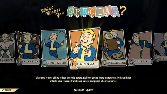 Fallout 76 perks: Mysterious Stranger, Bear Arms, Green Thumb - all the perks revealed so far