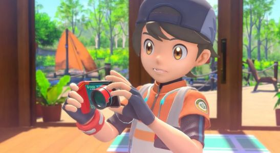 The new Pokemon Snap finally has a release date: the end of April