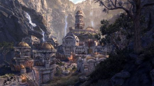 Elder Scrolls Online wraps up its Skyrim story with new Markarth DLC