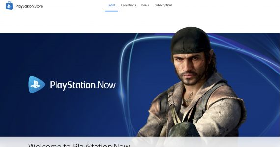 New PlayStation Store Starting to Roll Out