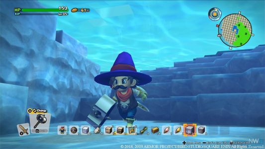 Dragon Quest Builders 2 Outlines DLC, Added To Voucher List