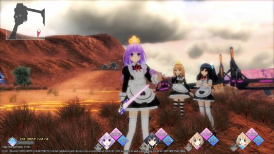 Neptunia ReVerse Brings an Enhanced Hyperdimension Neptunia Re;Birth1 to the PlayStation 5