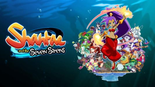 Shantae and the Seven Sirens Launching May 28