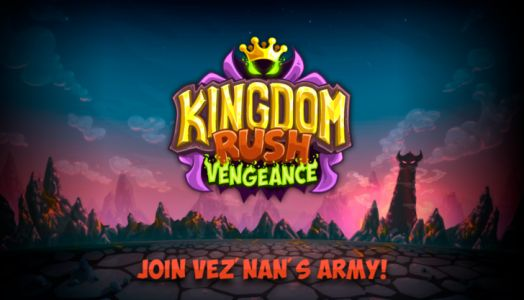 Ironhide Game Studio reveals 'Kingdom Rush Vengeance' with a teaser trailer