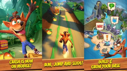 A New 'Crash Bandicoot' Endless Runner from King Is Seemingly on the Way for Mobile Platforms