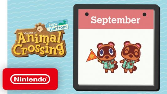 Animal Crossing: New Horizons September Update Detailed