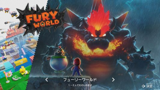New Nintendo tweet implies Bowser's Fury is playable right away