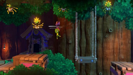 Yooka-Laylee and the Impossible Lair is going to be a darling in the speedrunning community