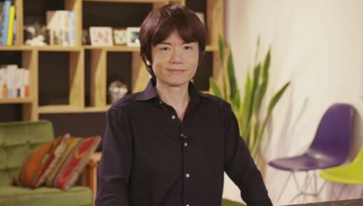 Sakurai explains Smash Bros. Ultimate's Japanese name, the decision to bring back every fighter, and ease of development