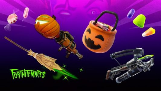 Fortnite: All the Fortnitemares Challenges and rewards