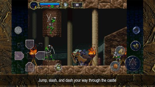 10 best metroidvania games for Android!