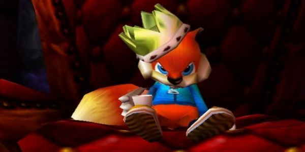 Conker Creator Doesn't Think There is Demand for Old Rare IP to Return