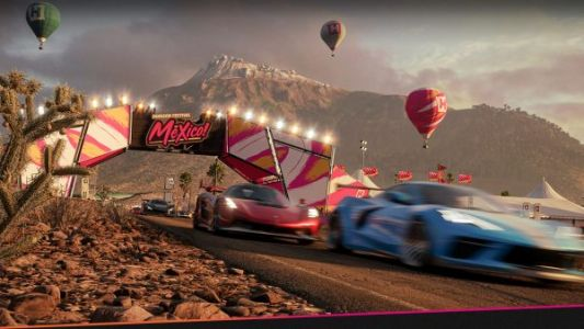Forza Horizon 5: release date, pre-orders, trailer, gameplay, and more