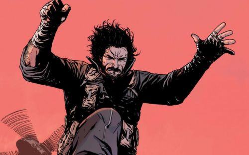 Keanu Reeves Wrote A Comic Book Called BRZRKR And It's Out Today
