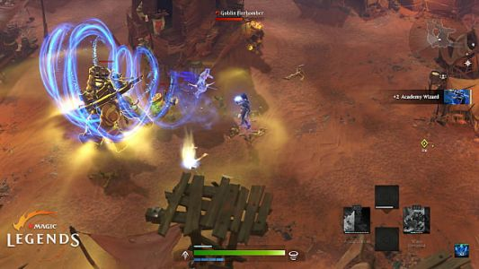 Magic: Legends Open Beta Offers Modifiable Difficulties