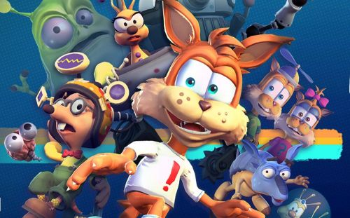 Review: Bubsy - Paws on Fire!