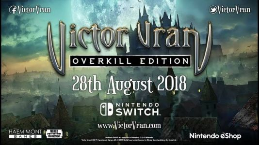 Victor Vran: Overkill Edition Coming to Nintendo Switch August 28
