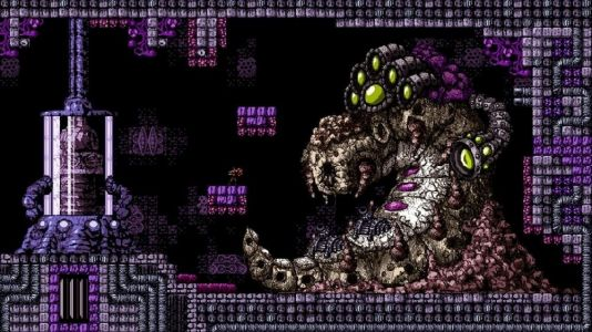 Axiom Verge gets randomizer mode in new PC update