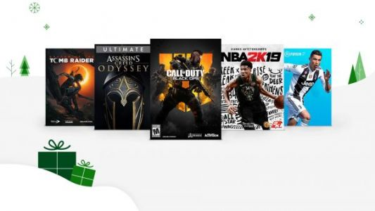 Xbox Live Black Friday sale is now live