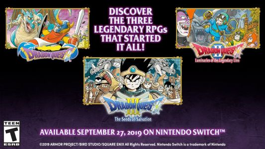SwitchArcade Round-Up: 'Star Wars Pinball' Review, the First Three 'Dragon Quest' Games Coming West, the Latest Sales and Releases, and More