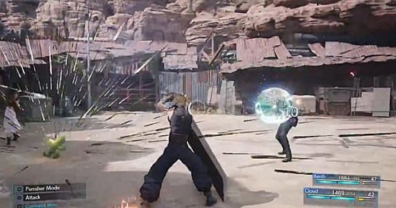 Square Enix Shows Off Final Fantasy 7 Remake's Exclusive Summons