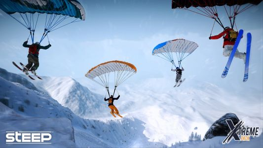 Steep is free on PC right now