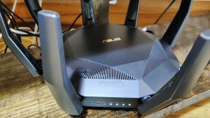 ASUS RT-AX89X AX6000 Dual-Band Wi-Fi 6 Router Review