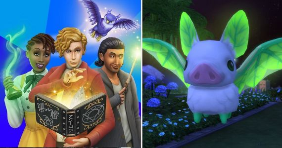 The Sims 4: Realm Of Magic - Ultimate Familiar Guide | Game Rant
