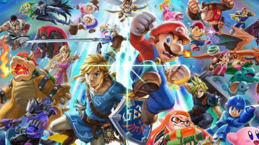 Super Smash Bros. Ultimate's First Spirit Board Event Starts Today