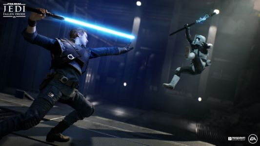 """EA is Working on """"A Number of"""" Unannounced Star Wars Games"""