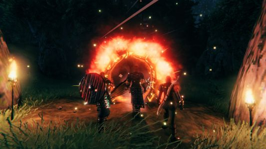 Valheim Guide - How to Create Portals and Build a Raft
