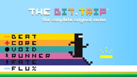 The Original BIT.TRIP Games Come To The eShop On Christmas Day
