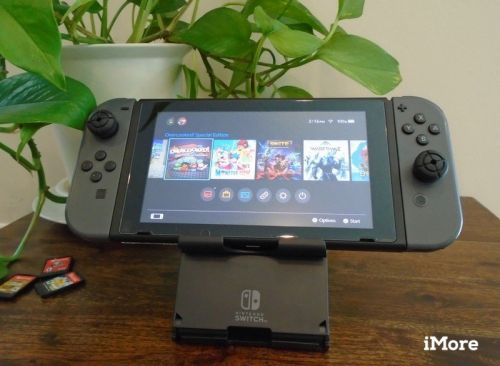 How to change the date and time on your Nintendo Switch