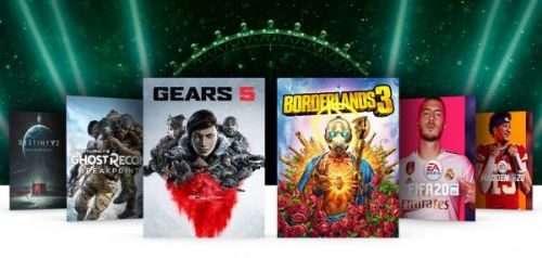 X019 Xbox Flash Sale discounts Gears 5, Destiny 2, Red Dead 2 and more
